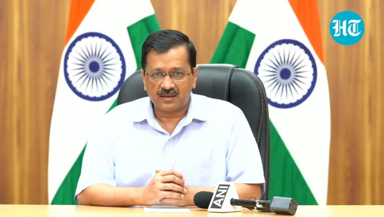 'Don't line up outside centres tomorrow, vaccines to come in 1-2 days': Kejriwal