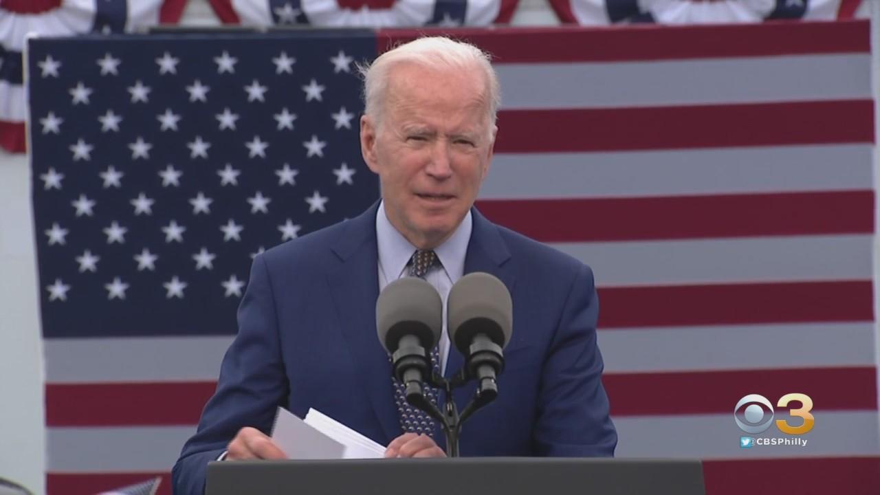 President Biden To Visit 30th Street Station In Philadelphia