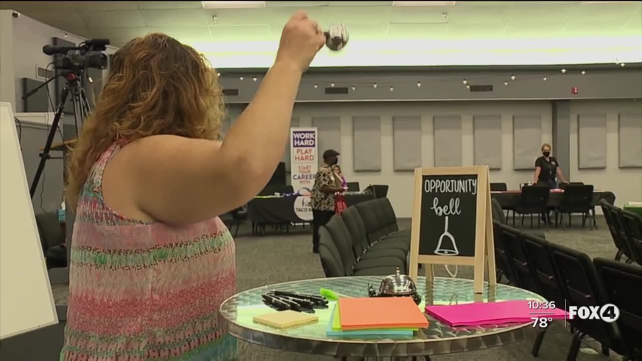 Southwest Floridians get their 'Second Chances' at Better Together Job Fair
