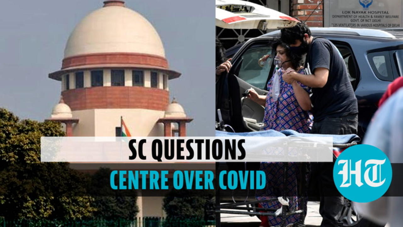 SC questions Centre over Covid management, vaccination | All you need to know