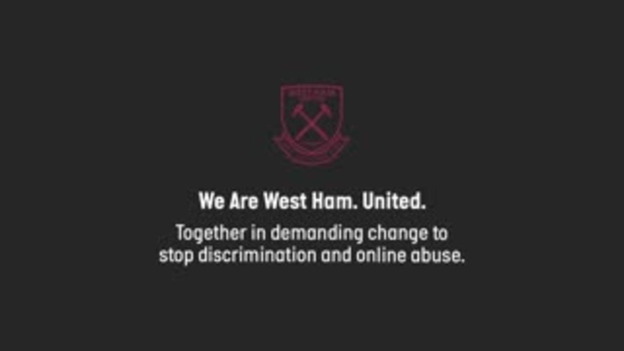 West Ham back football's social media boycott