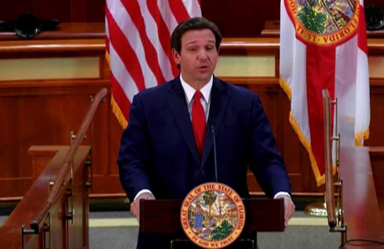 DeSantis to sign Florida bill limiting ballot access