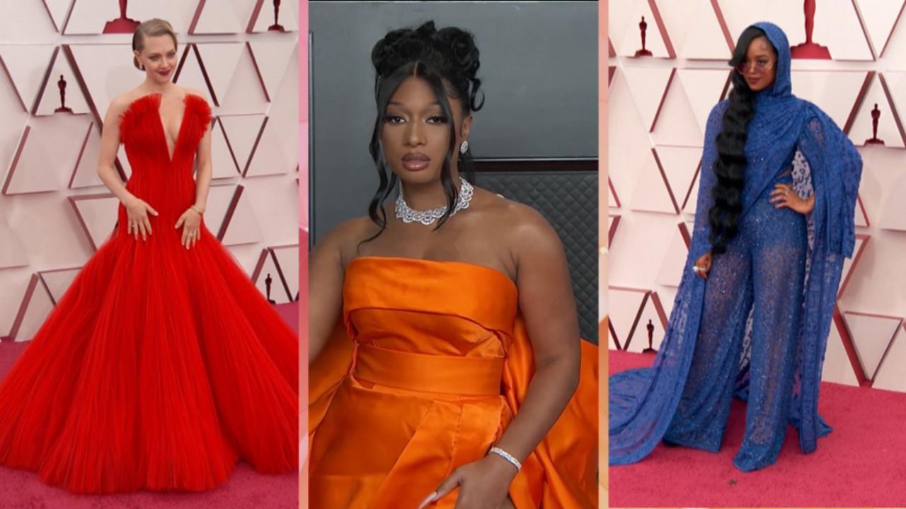 2021 Awards Season Fashion Round-Up