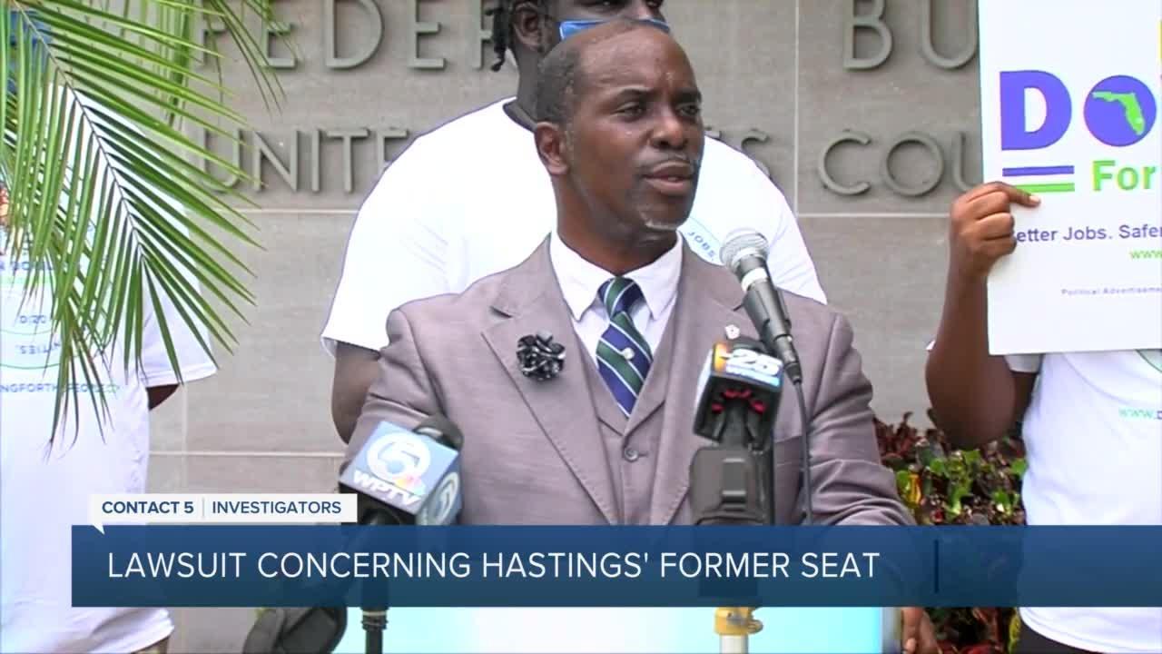 Congressional candidate files lawsuit against Gov. Ron DeSantis