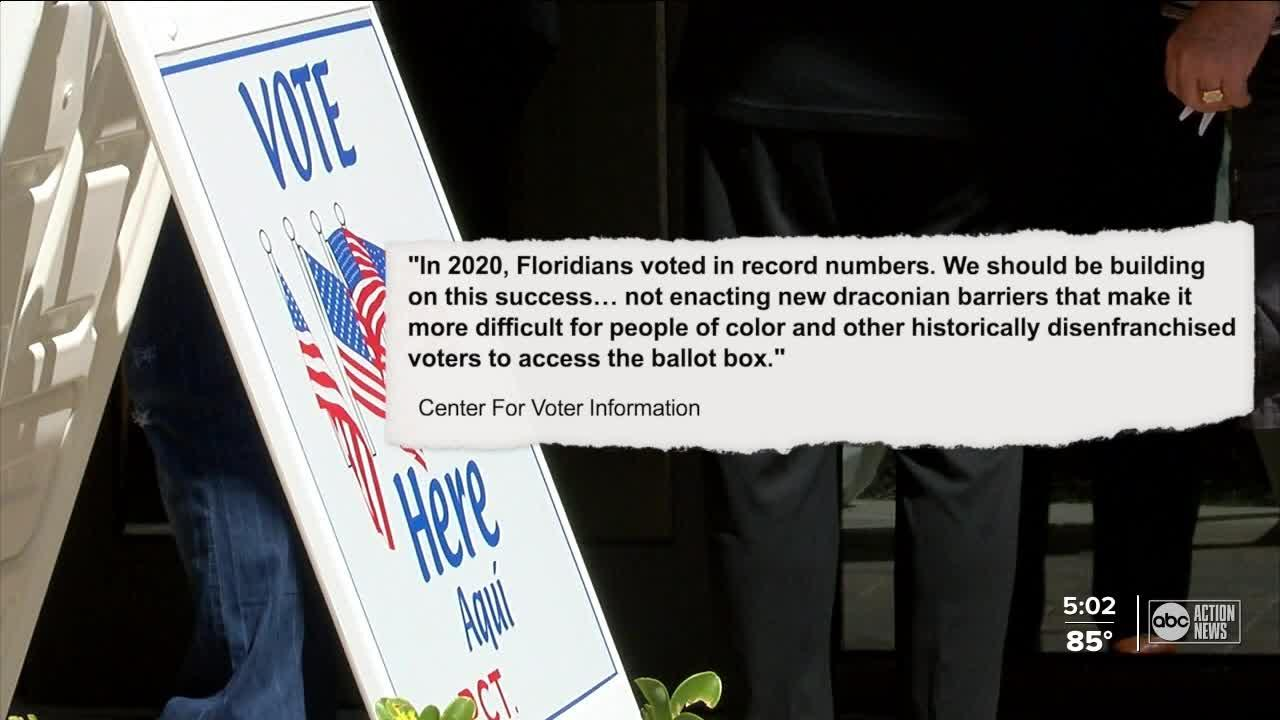 In-depth: Election reform law impact in Florida