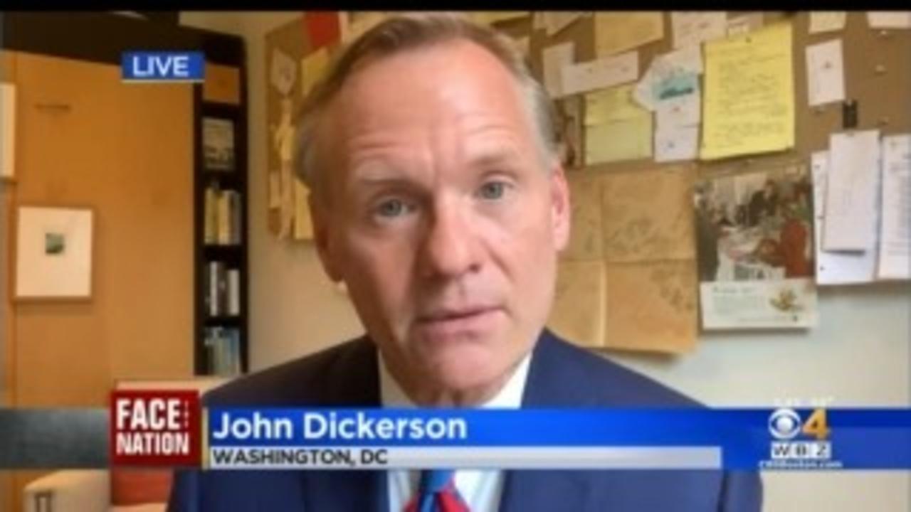 John Dickerson On Biden's Struggle For GOP Support, Vaccine Hesitancy