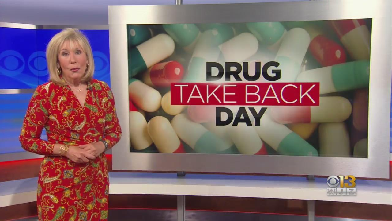 11,000+ Lbs. Of Prescriptions Collected In Maryland On Drug Take Back Day