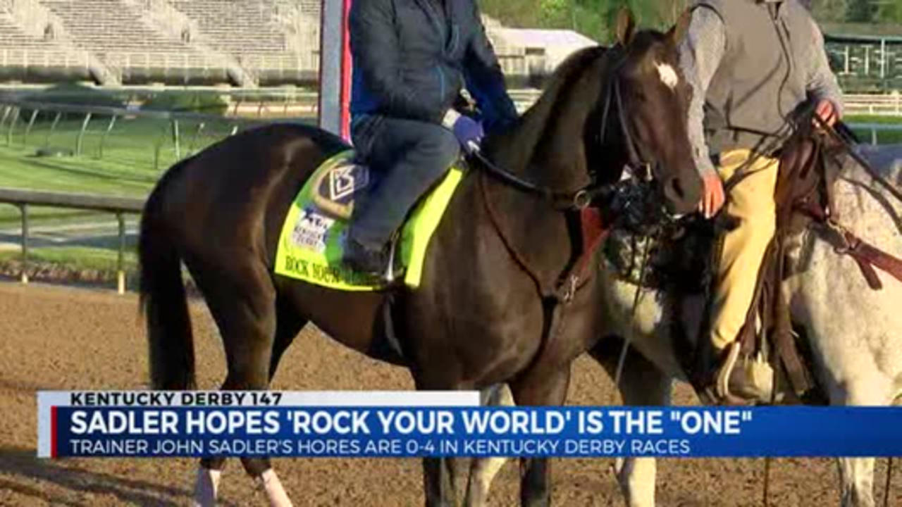 147th Kentucky Derby Horse Preview: Rock Your World
