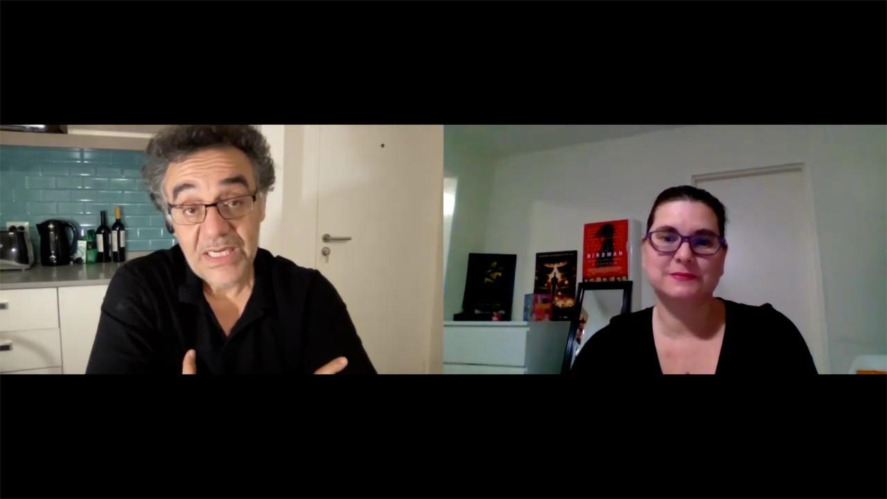 """Rodrigo García, director de Four Good Days: """"Todos dependemos de la esperanza"""""""