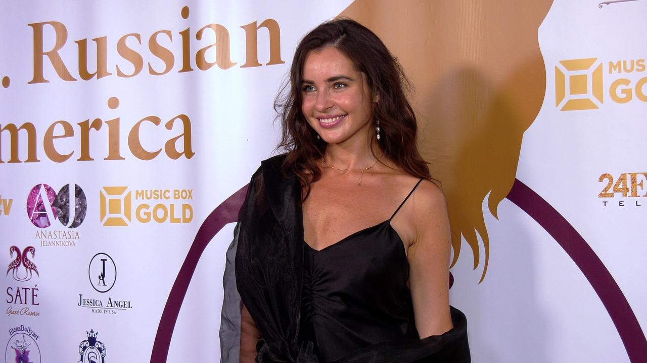 """Natalia Nikolaeva """"Mrs. Russian America 2021"""" Red Carpet Fashion"""