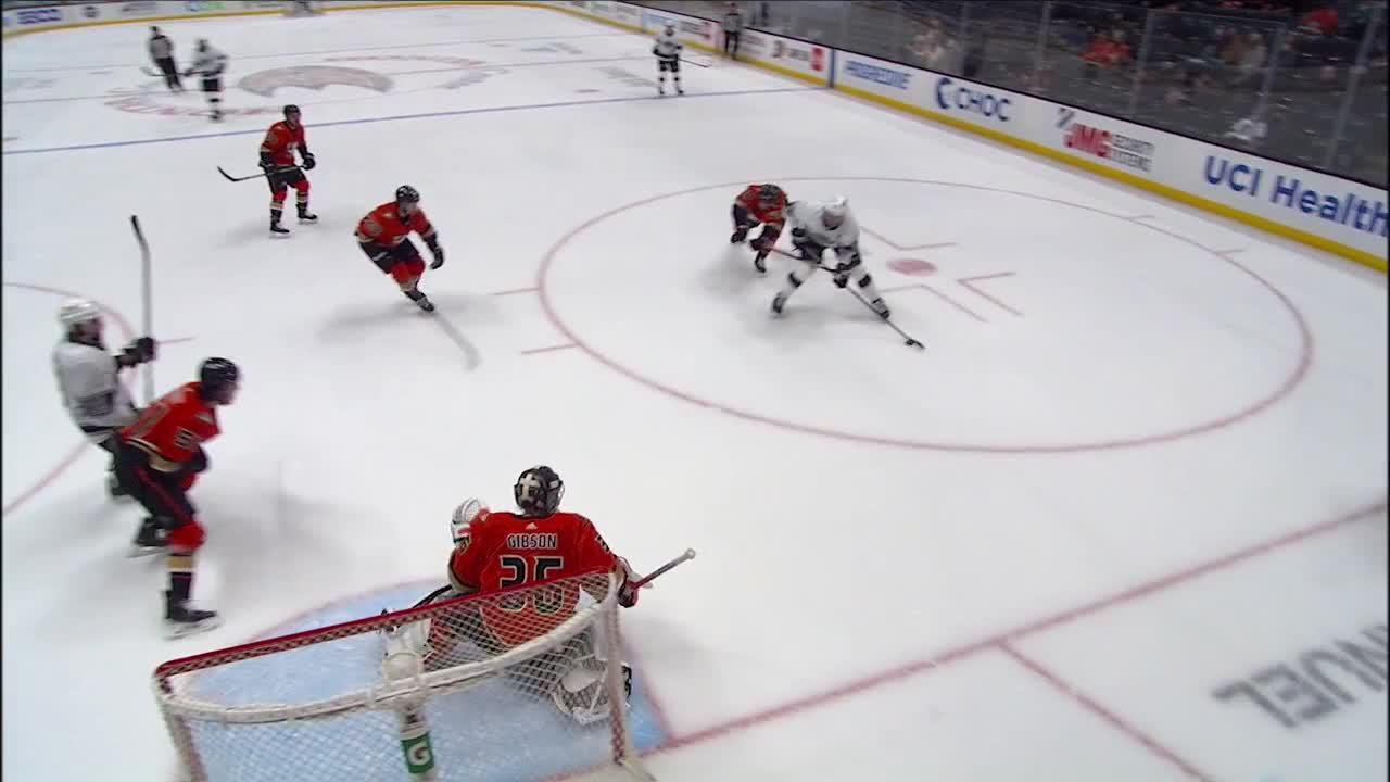 Anaheim Ducks vs. Los Angeles Kings - Game Highlights