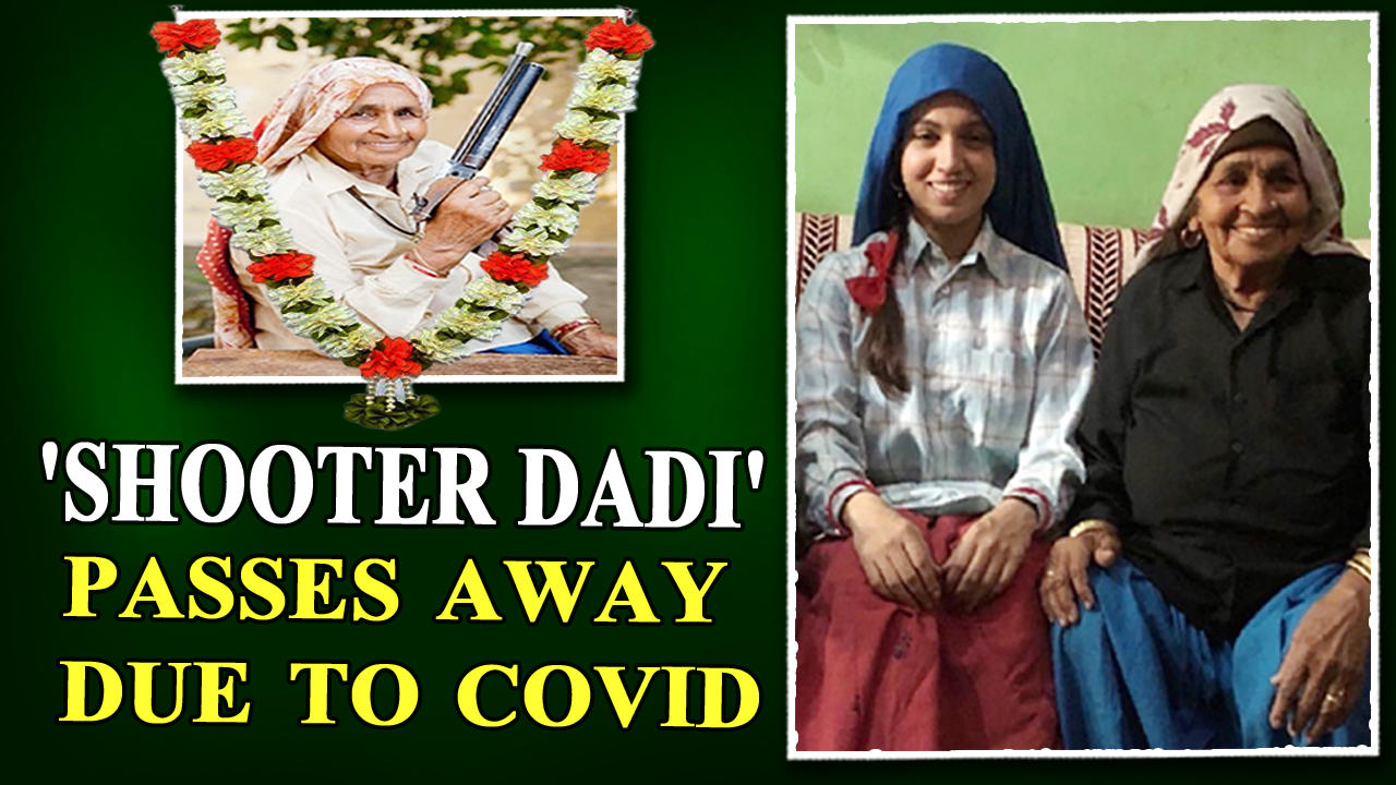Bhumi, Taapsee mourn demise of 'Shooter Dadi' due to Covid