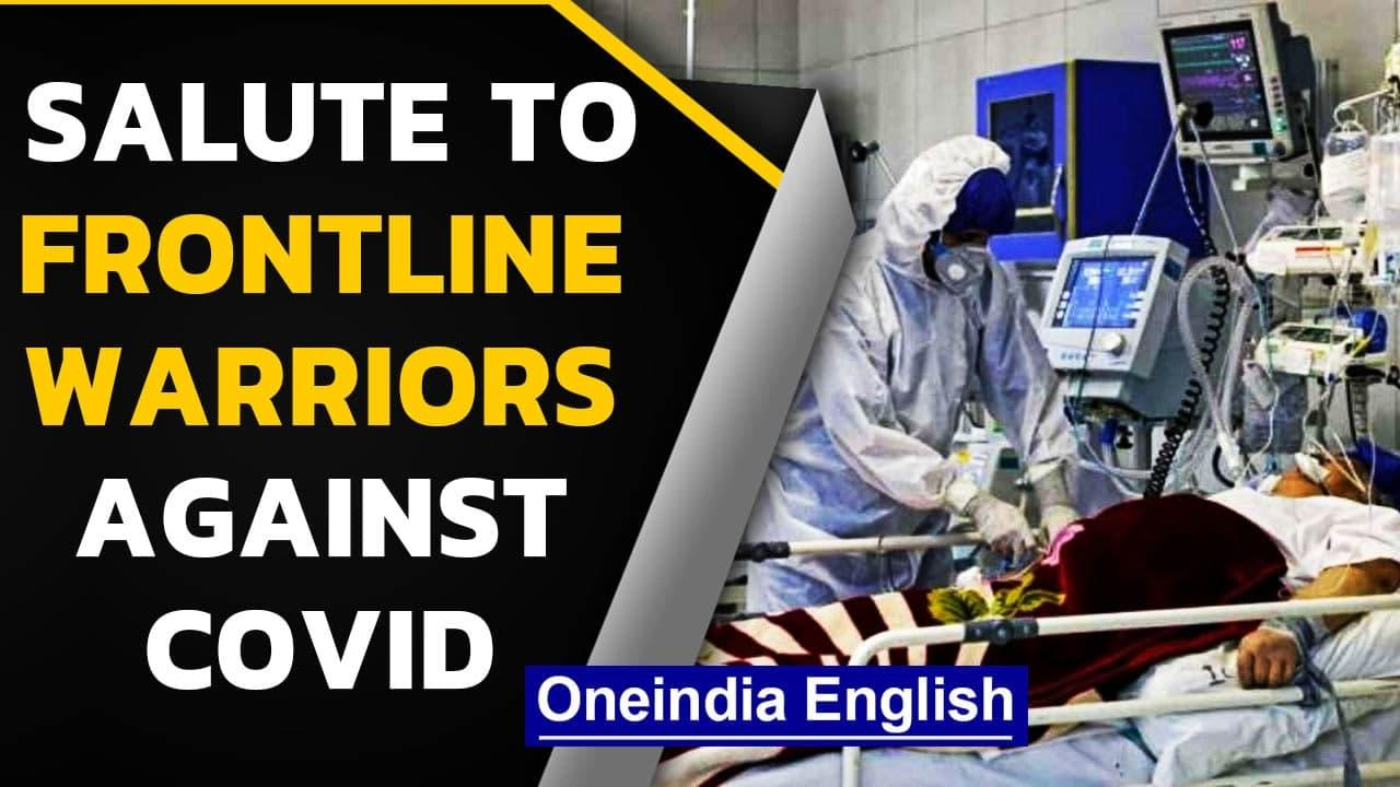 May Day 2021 | Tribute to all the frontline warriors against Covid 19 | Oneindia News