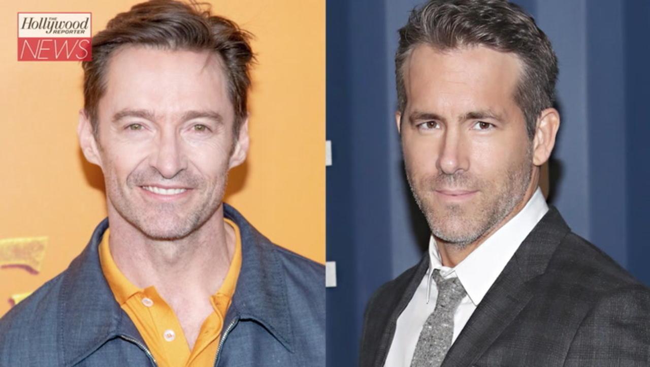 Hugh Jackman Has Some Advice For Ryan Reynolds on 'Deadpool 3' | THR News