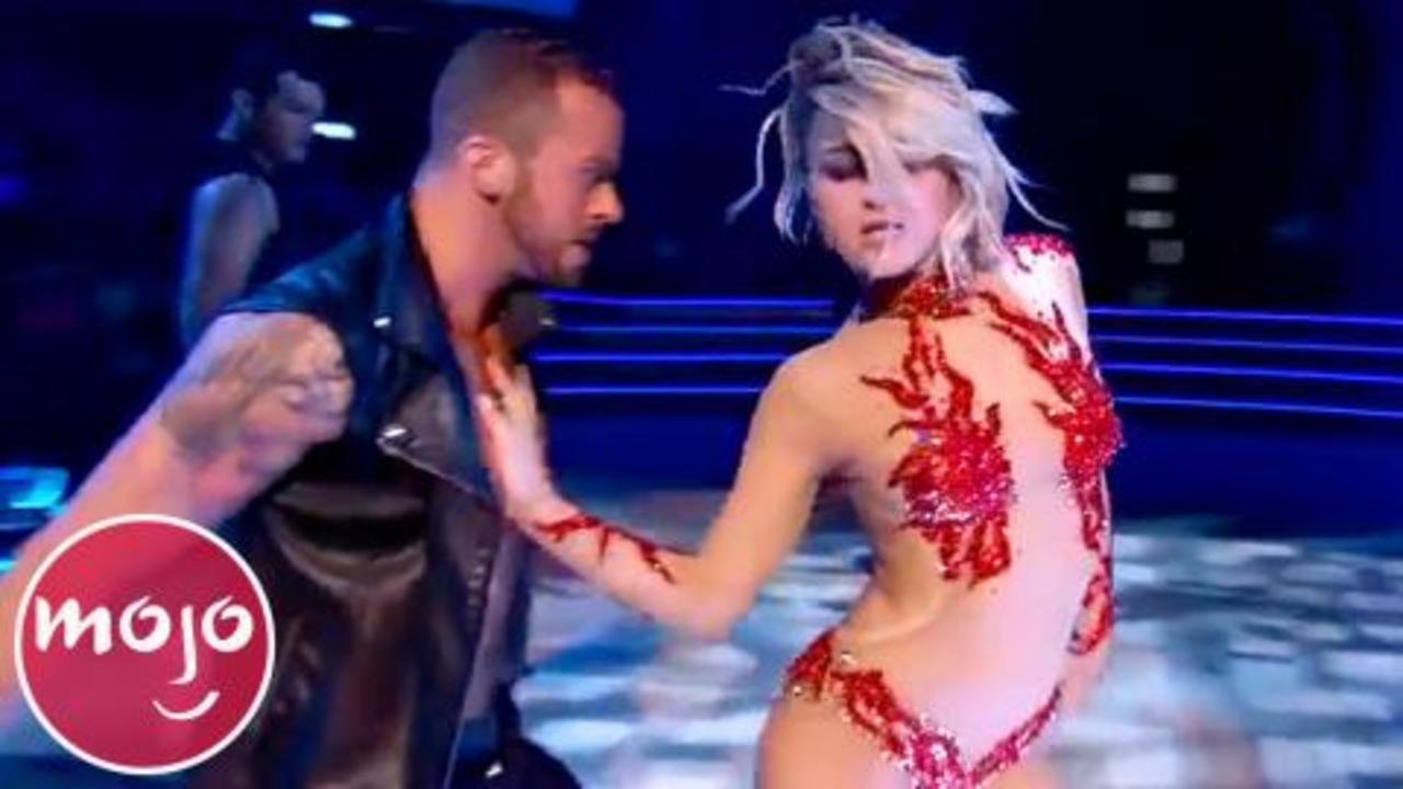 Top 10 Julianne Hough Performances on Dancing with the Stars