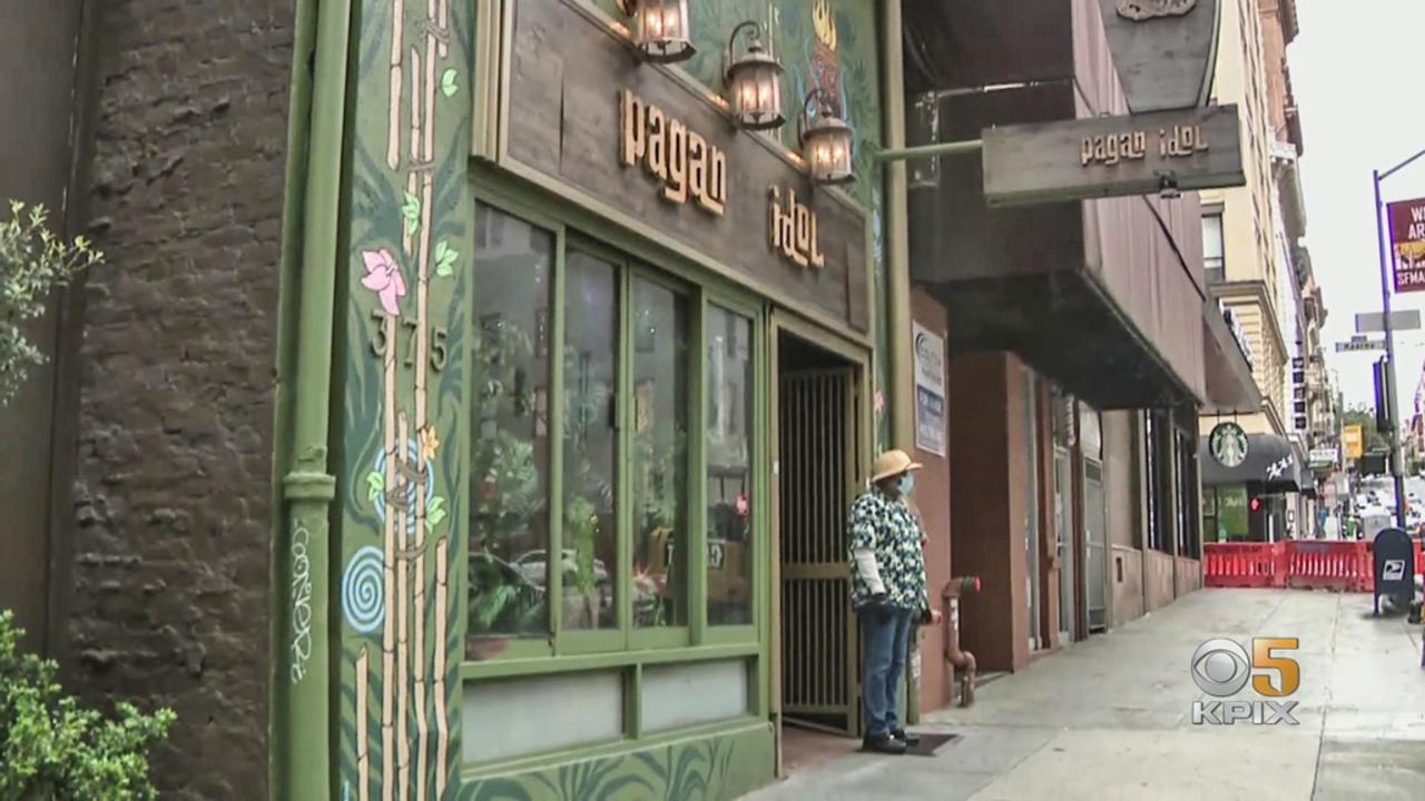 COVID Reopening: San Francisco Slides Toward Yellow Tier