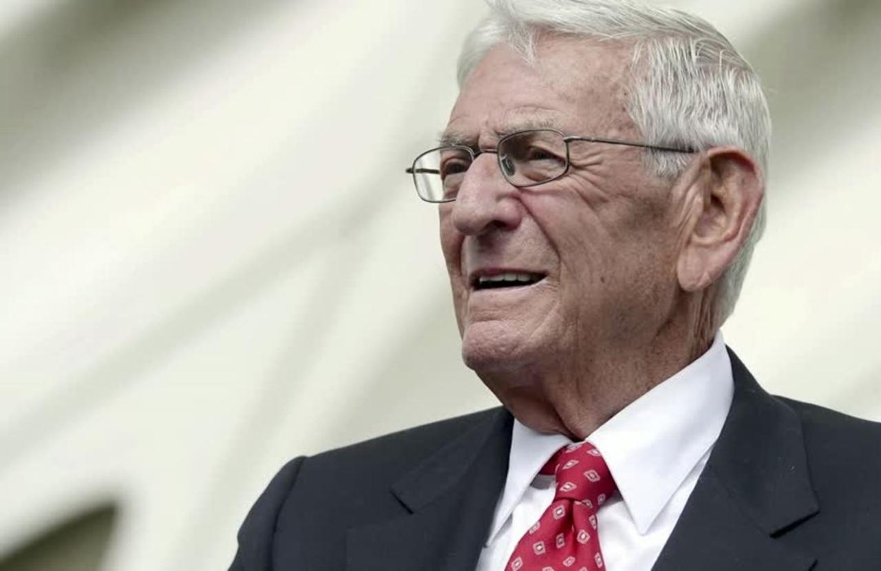 Famed LA philanthropist Eli Broad dies at 87