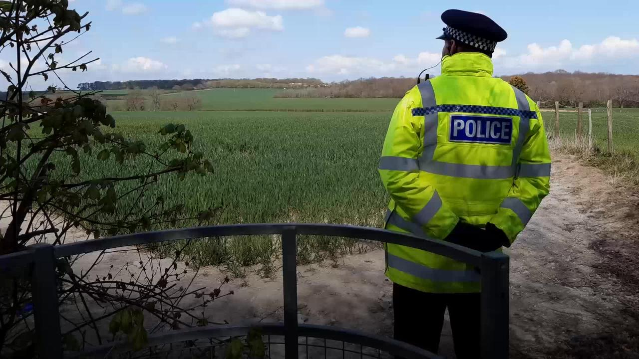 Police look at 'all possible' motives for murder of PCSO Julia James