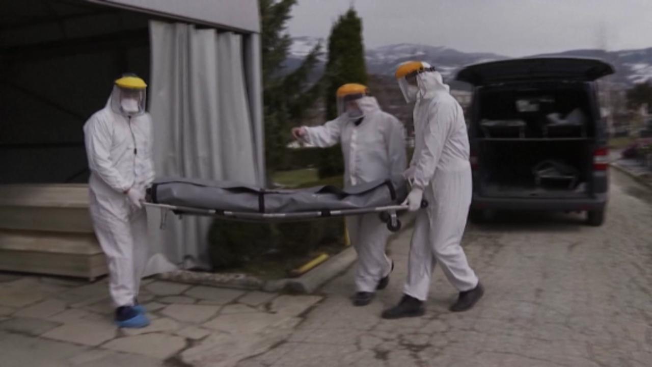Sarajevo faces losses amid Covid-19 not seen since Bosnian War