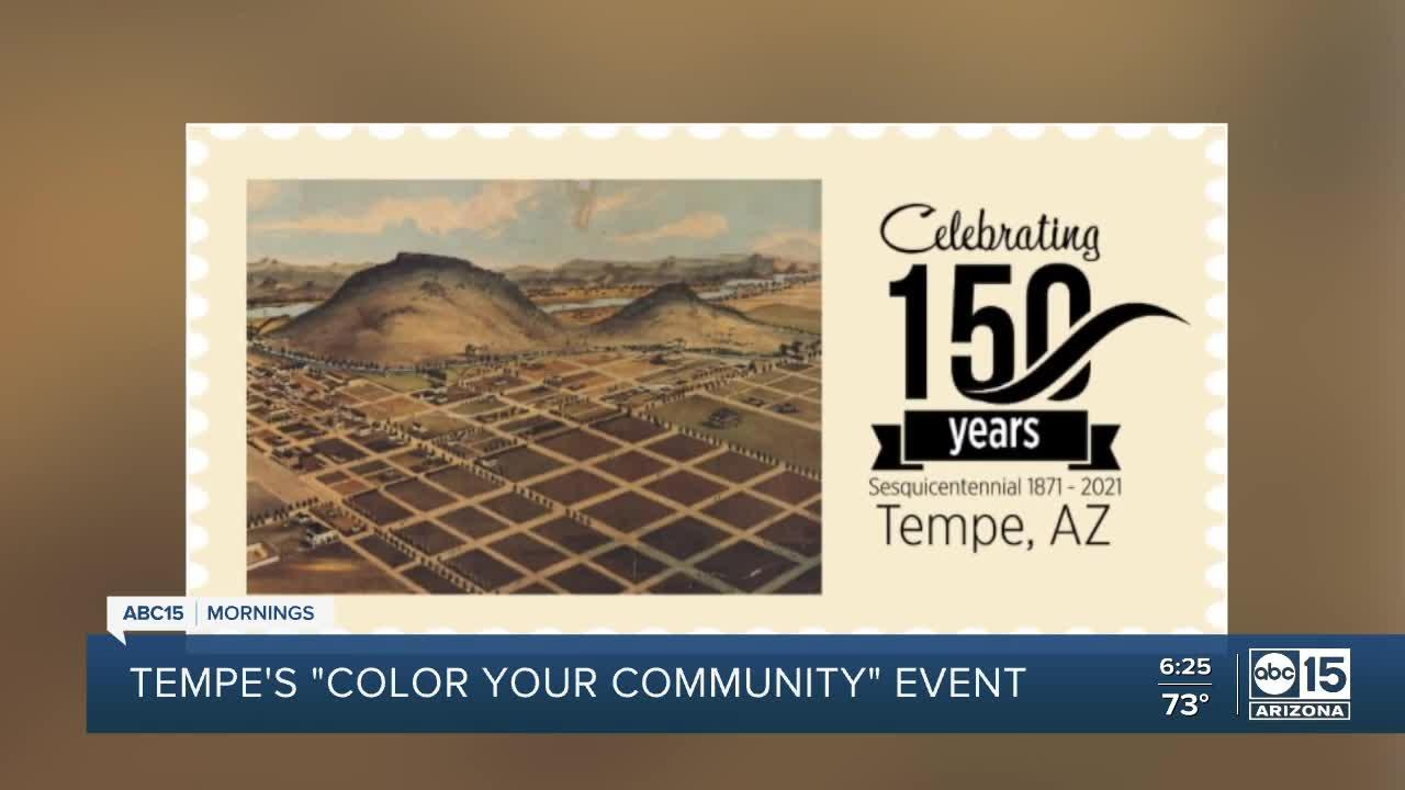 Tempe's 'Color Your Community' event happening this weekend