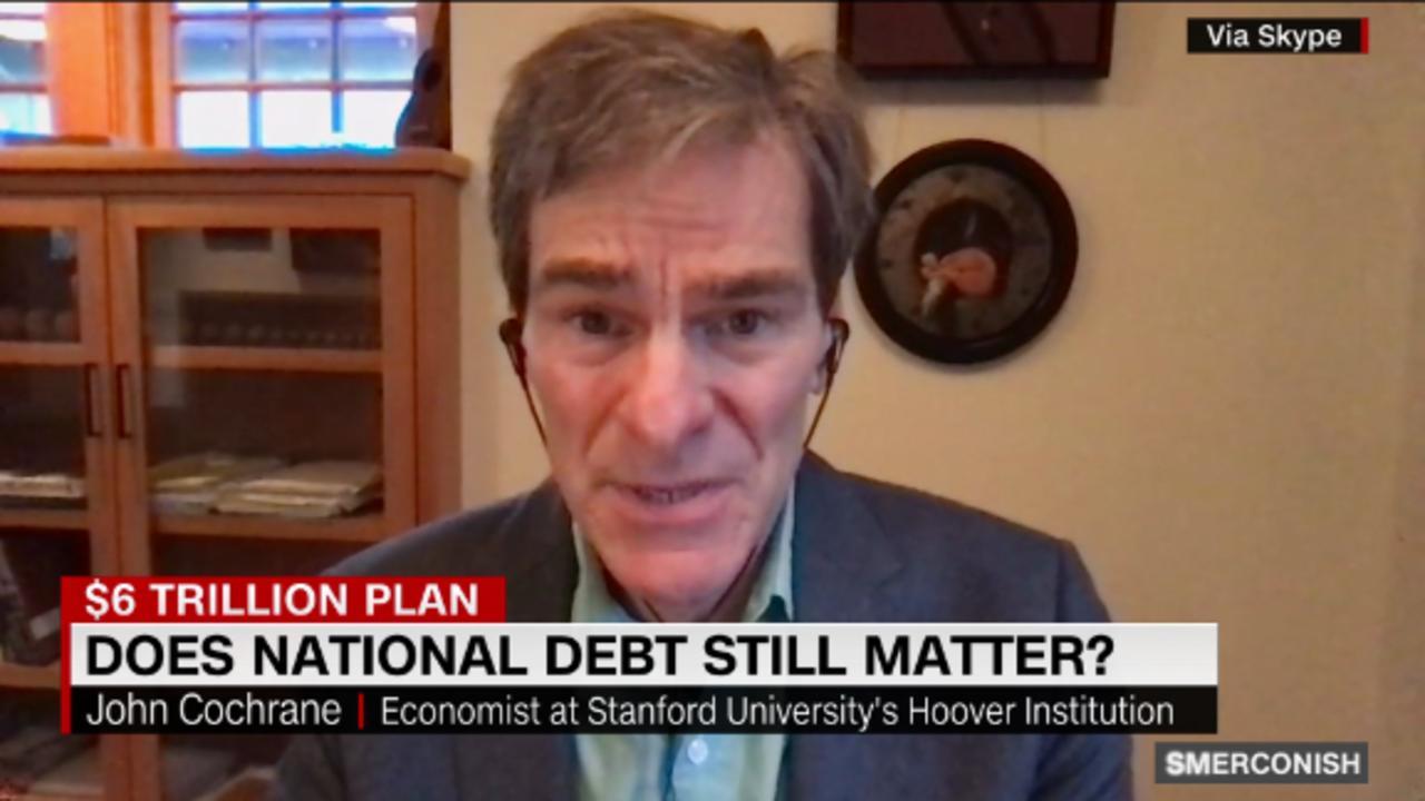 Does the national debt still matter?