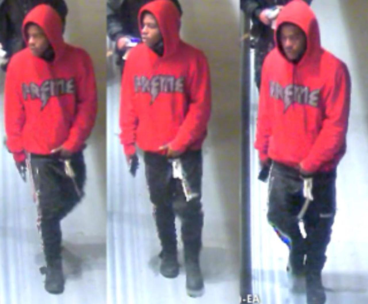 SF Vehicle Theft Suspect: San Francisco Police release video of suspect wanted in vehicle theft