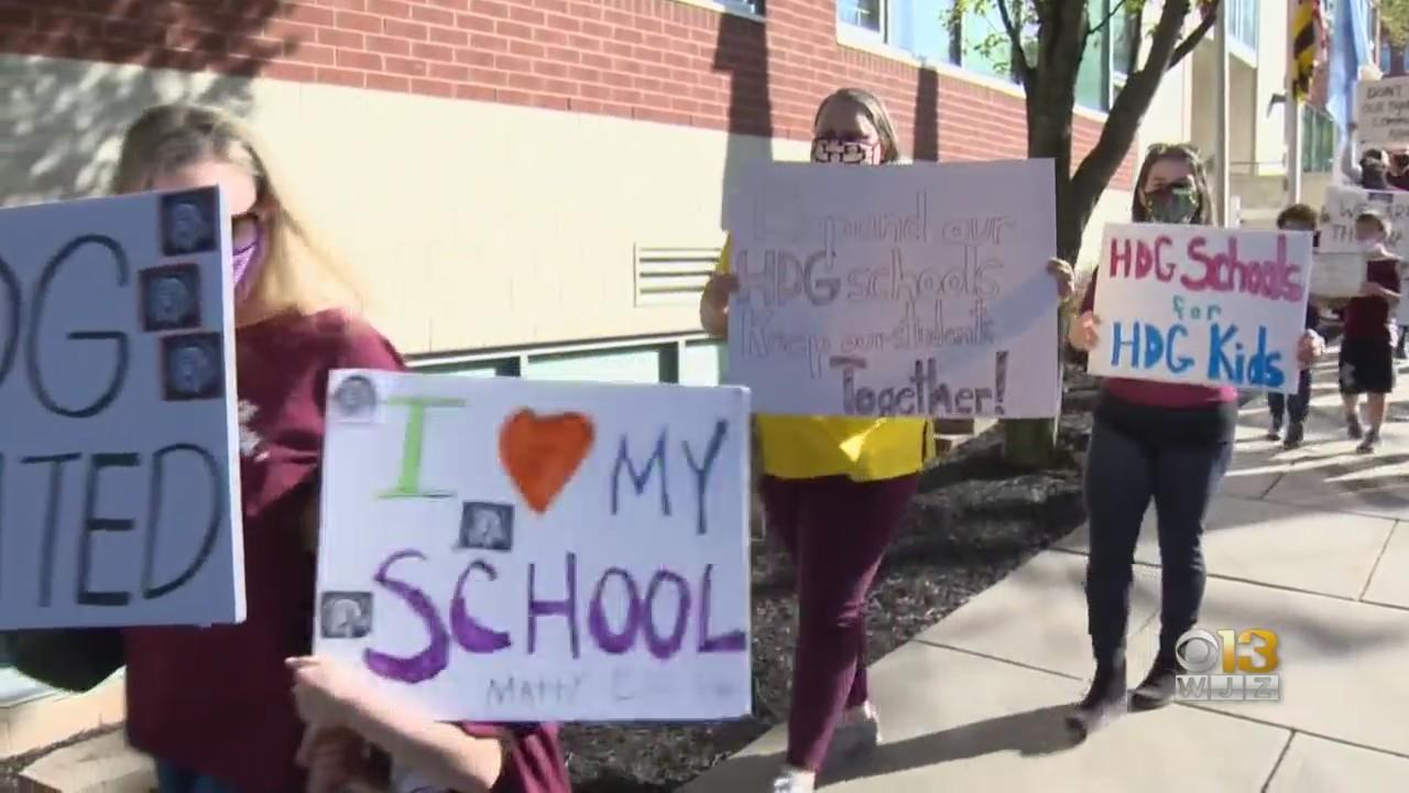 Parents Concerned Over School Redistricting In Harford County