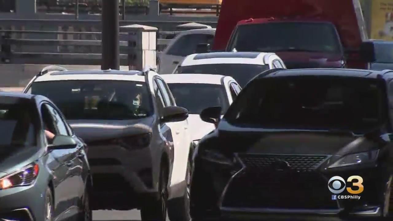 Lane Closures On Philadelphia Roadways Causing Traffic Nightmare For Travelers