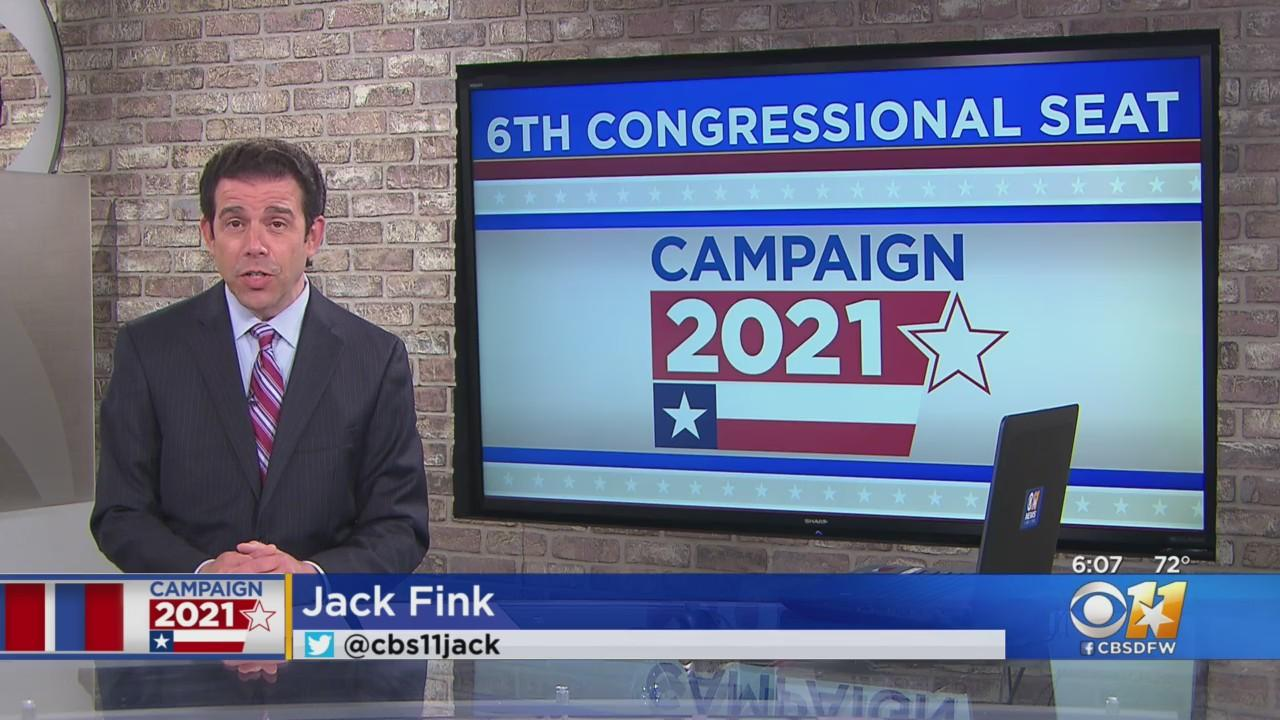 Big-Name Endorsements, Negative Attacks Part Of Race For Texas 6th Congressional District Representative