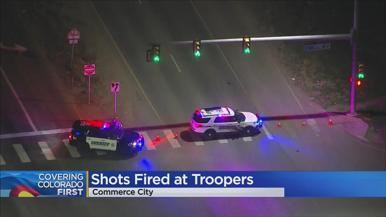 Adams County Sheriff's Deputies Find .22 Caliber Shell Casings At Shooting Scene Outside CSP Office