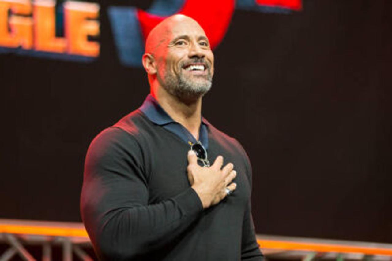 Happy Birthday, Dwayne 'The Rock' Johnson! (Sunday, May 2)