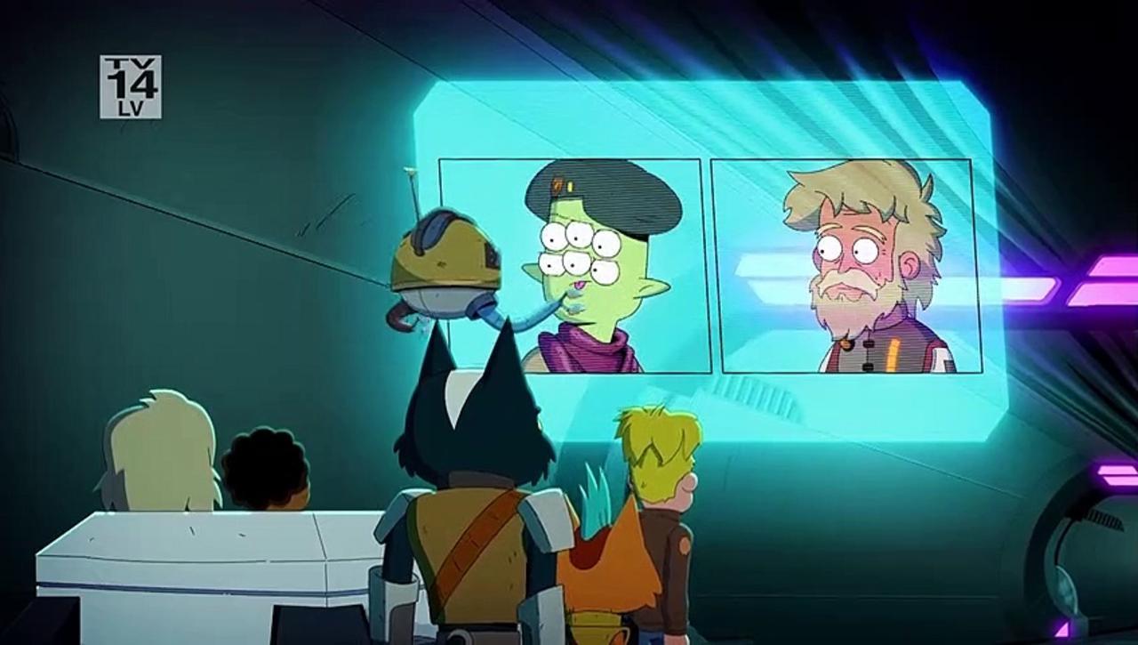 Final Space S03E08 Forgiveness
