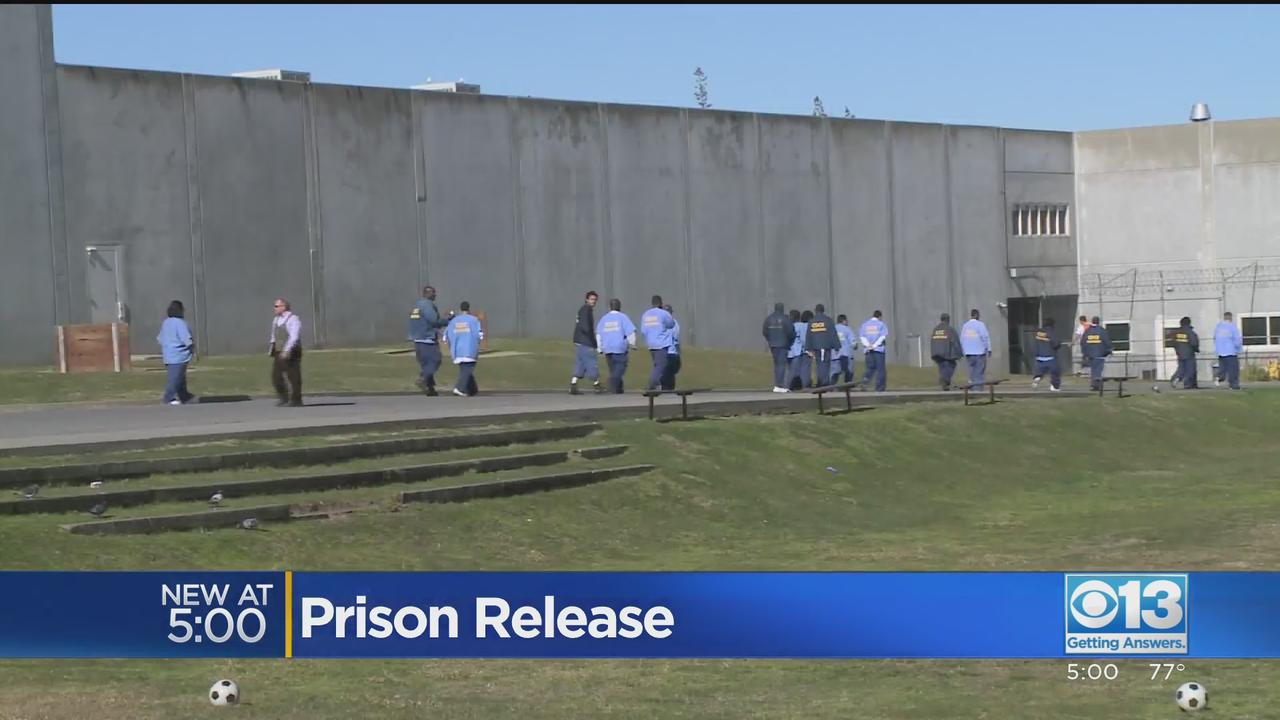 Thousands Of California Inmates Eligible For Earlier Release