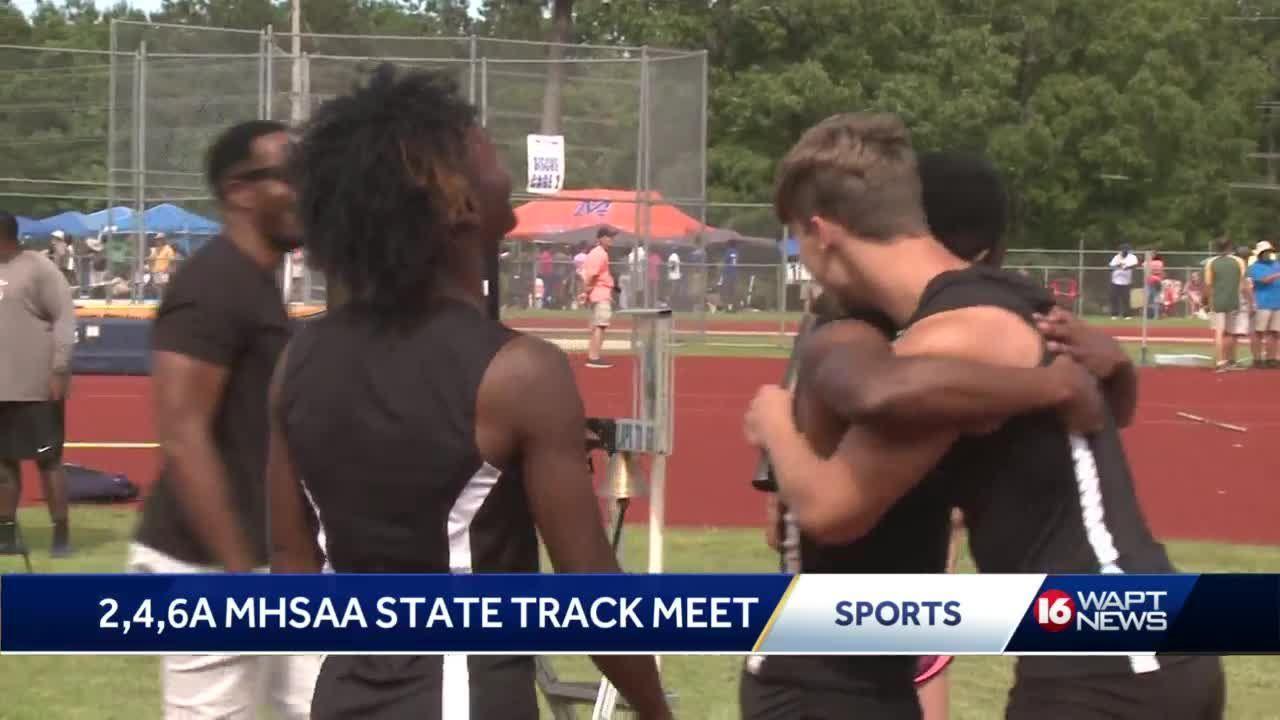 State Track Meet Recap