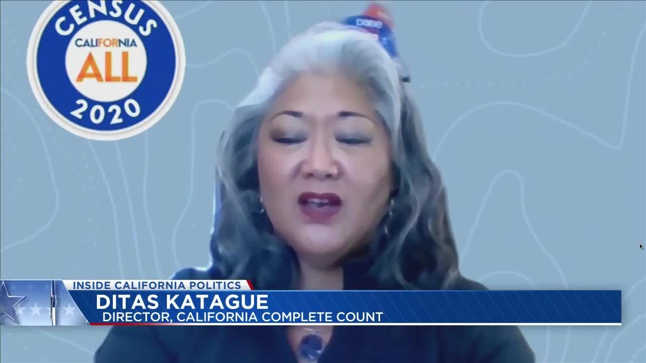 Inside California Politics: California Census Director Ditas Katague