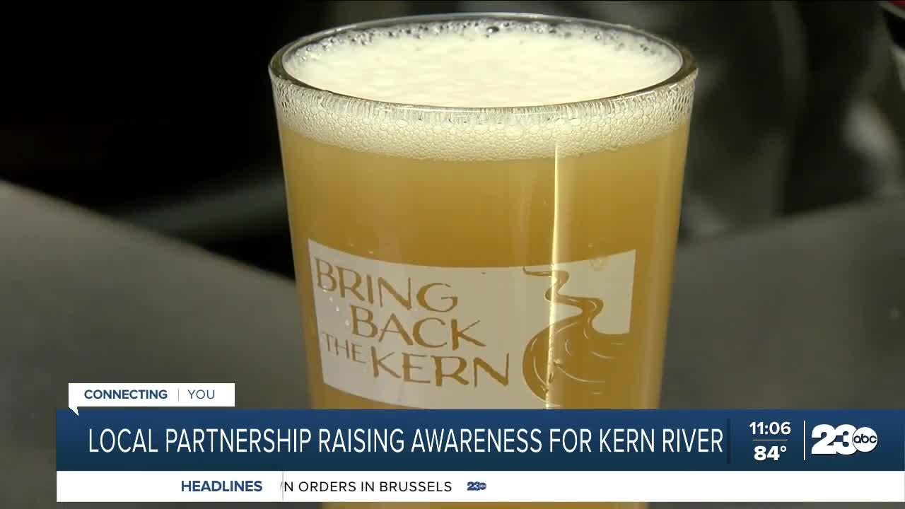 Local partnership raising awareness for Kern River