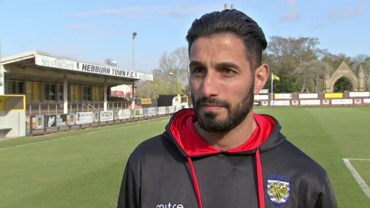 'Playing Wembley cup final can inspire South Asians'