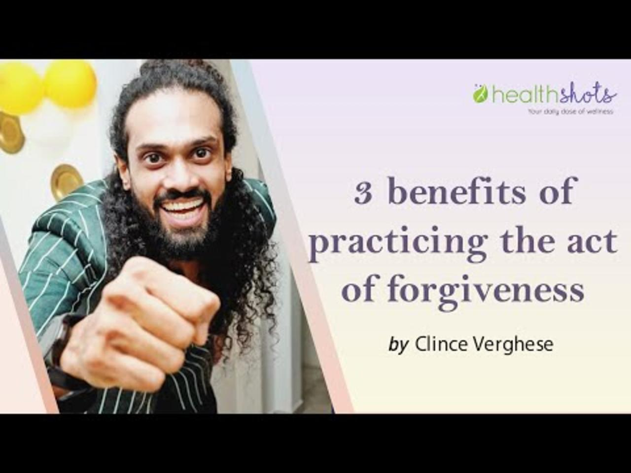 World Laughter Day _ 3 Benefits of Practicing the Art of Forgiveness