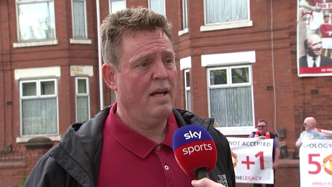 'Glazers must listen to Man Utd fans'