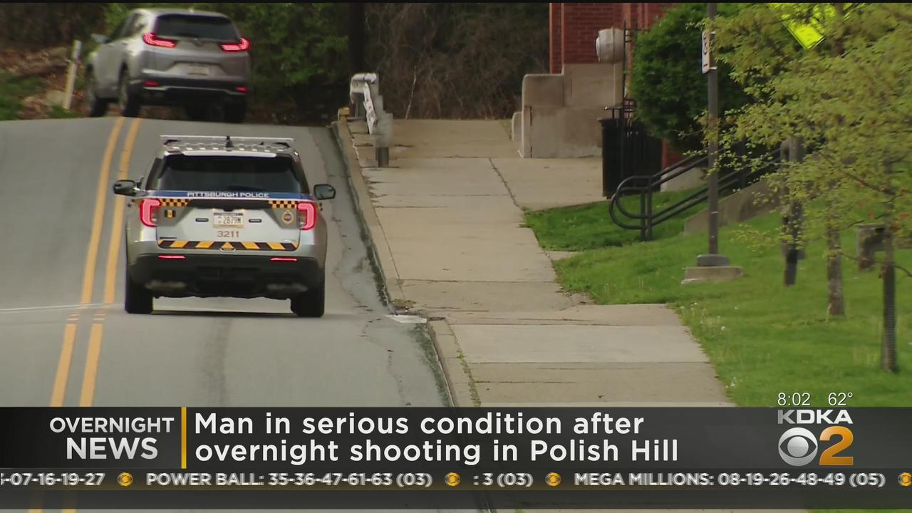 Pittsburgh Police Investigating Two Overnight Shootings