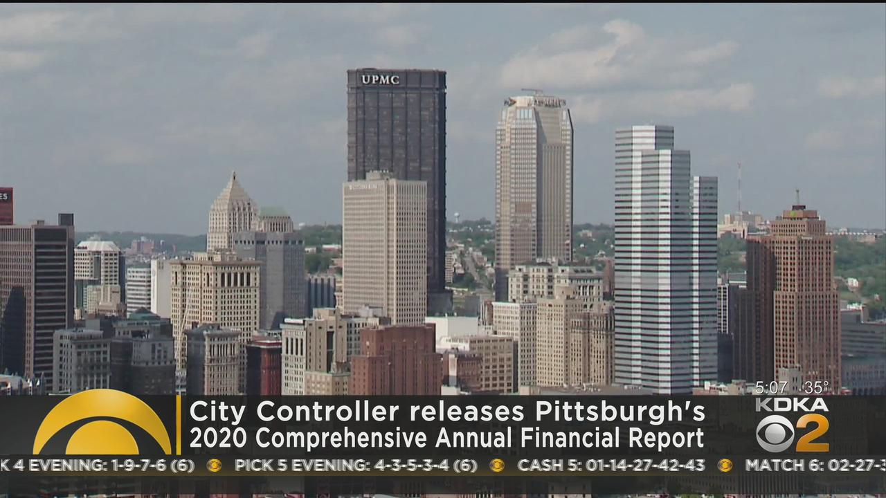 City Controller Releases Pittsburgh's 2020 Comprehensive Annual Financial Report