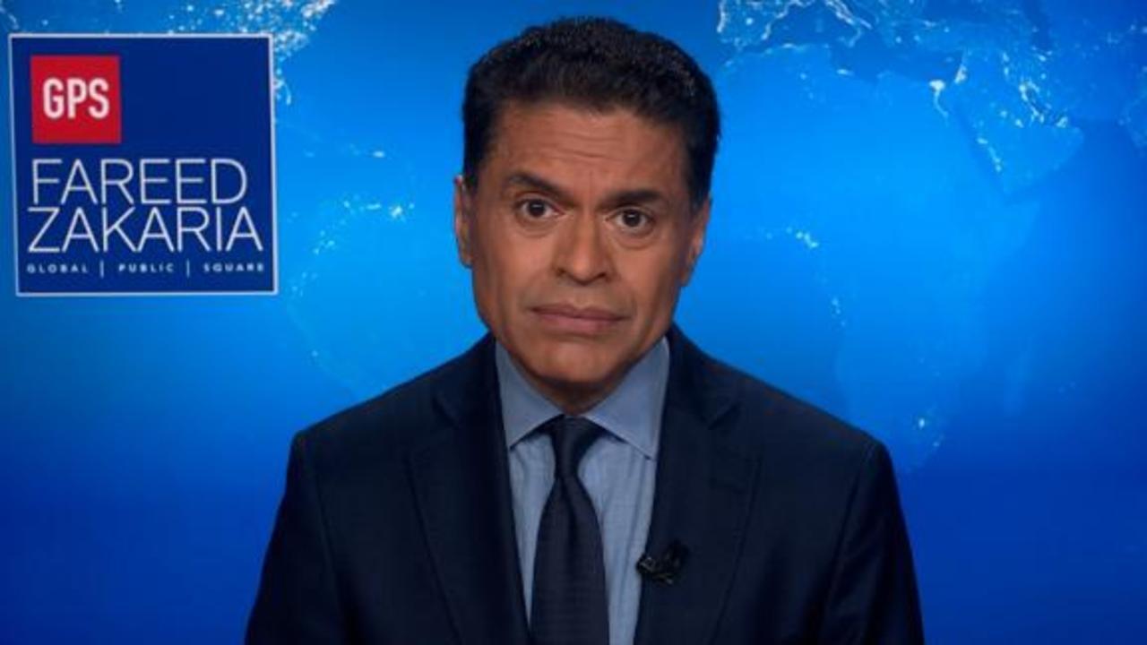 Fareed compares Islamic terrorism to rise in far-right attacks