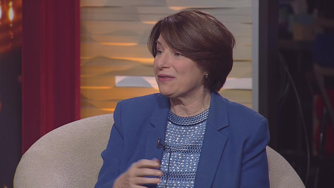 Interview: Sen. Amy Klobuchar On New Book 'Antitrust'