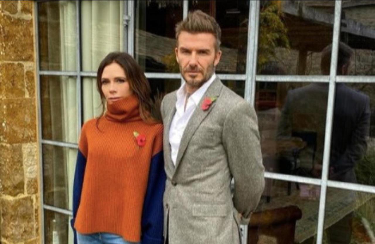 Victoria Beckham reveals David's underwear secrets