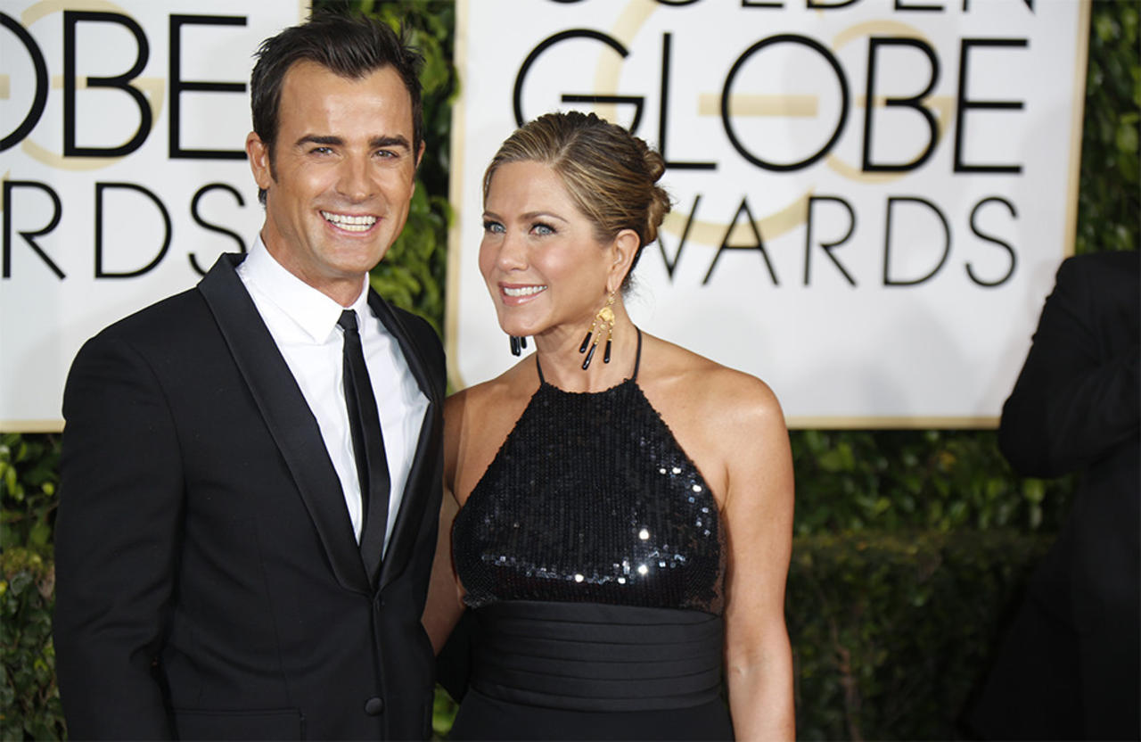 Justin Theroux found public scrutiny of his relationship with Jennifer Aniston 'frustrating'