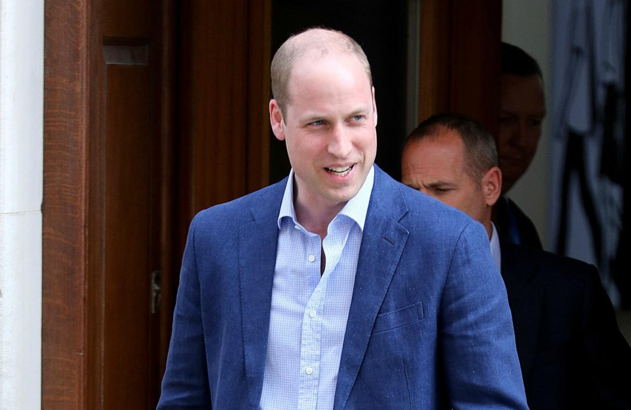 Prince William joins social media boycott to end racism in football