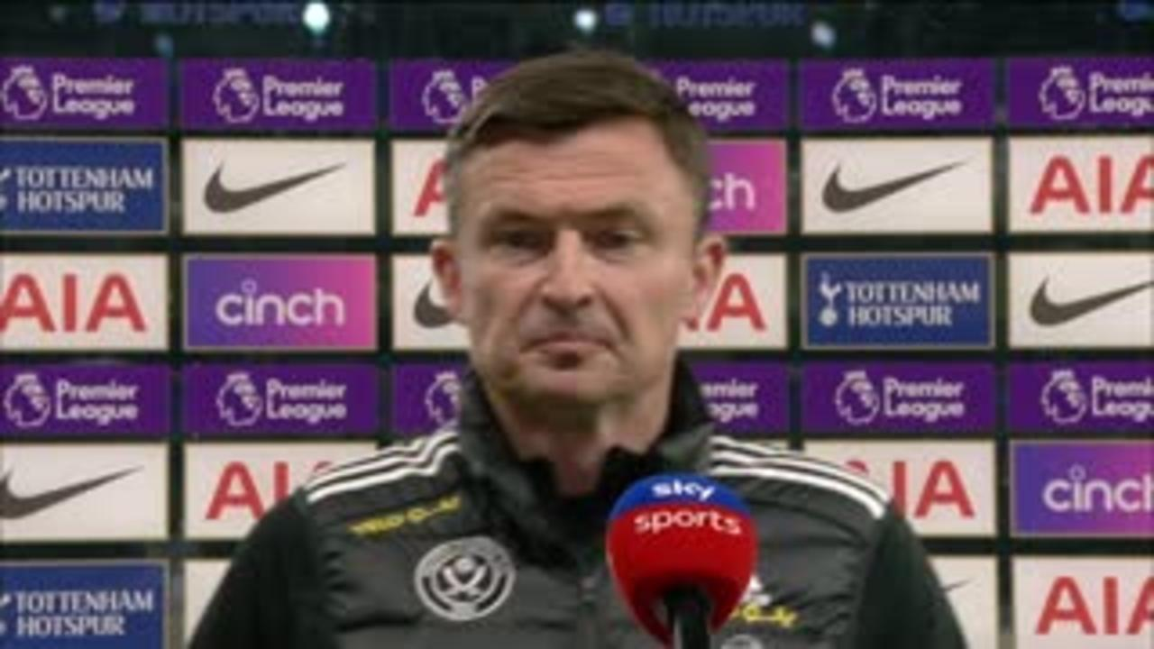 Heckingbottom: I wanted more bravery and energy