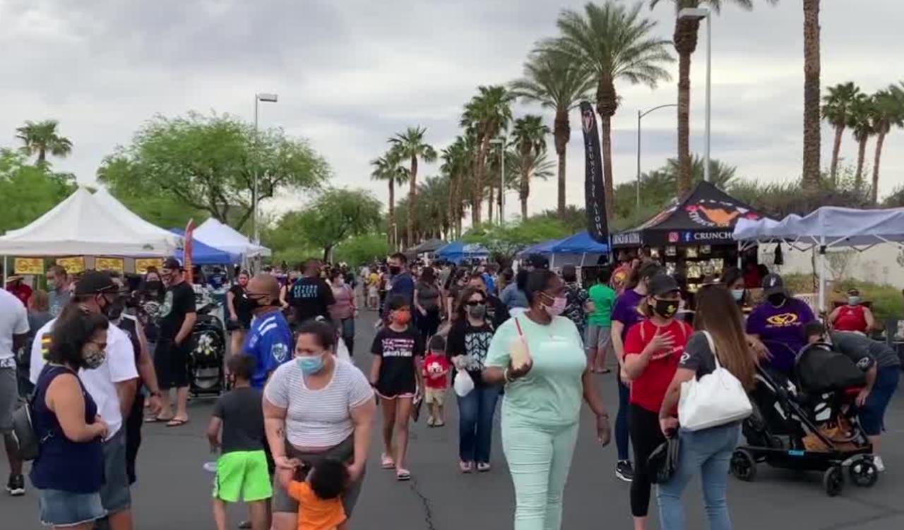 Las Vegas celebrates Lei Day