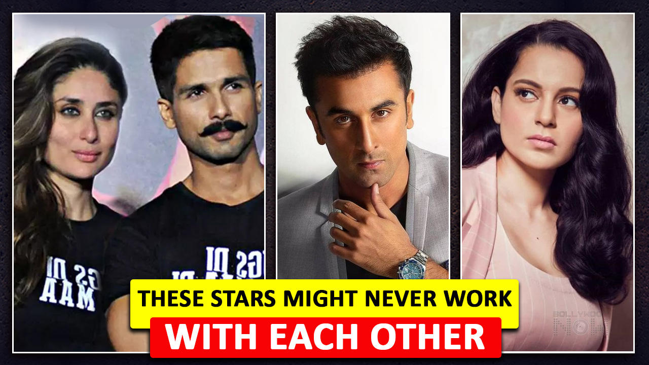 You Won't Believe These Stars Would Never Be Paired On Screen