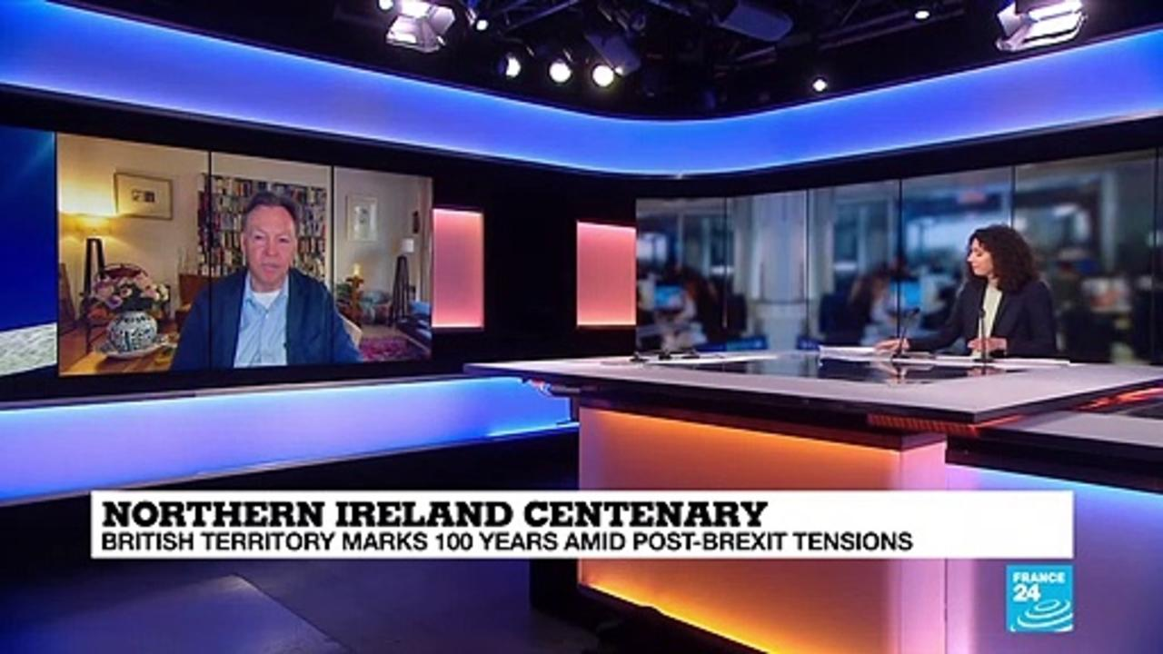 Northern Ireland centenary: British territory marks 100 years amid post-Brexit tensions